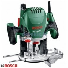 Vertikaliojo frezavimo mašina BOSCH POF 1400 ACE, 060326C820