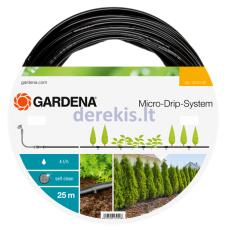 """13 mm (1/2"""") antžeminė lašinio drėkinimo linija Gardena 13131-20, 967039001"""