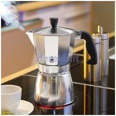 """GEFU espresso kavinukas """"Lucino"""", 3 puodeliai 16070"""