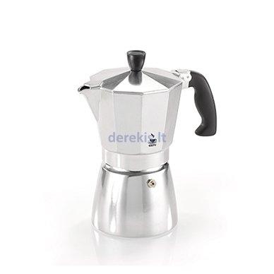 """GEFU espresso kavinukas """"Lucino"""", 6 puodeliai 16080"""