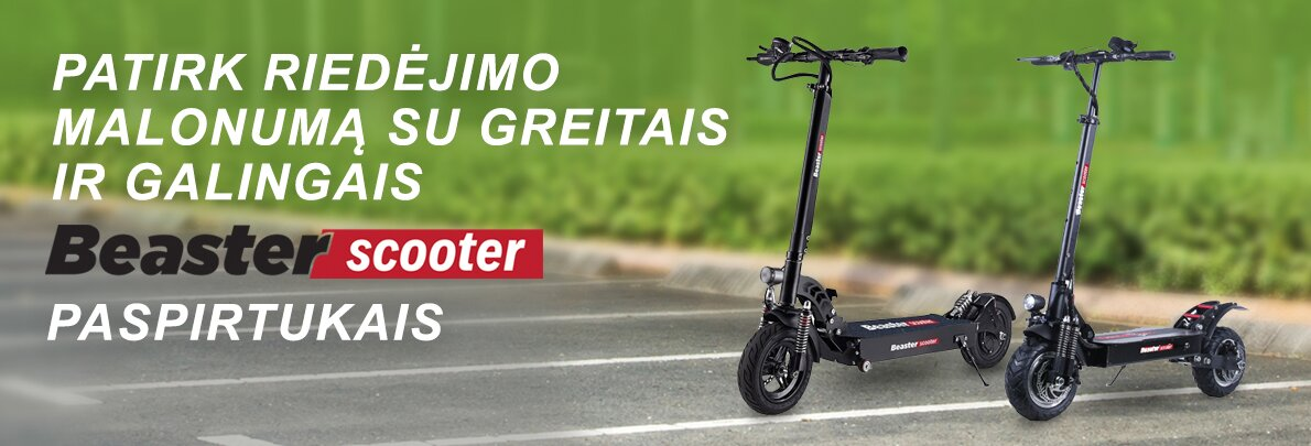 Beaster scooter