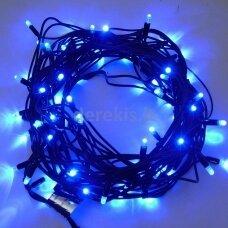 200 LED Kalėdinė lauko lempučIų girlianda 18,7m., mėlyna šviesa