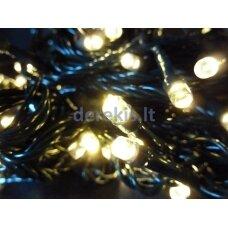 200 LED Kalėdinė lauko lempučIų girlianda 18,7m., šilta šviesa