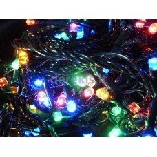 300 LED Kalėdinė lauko lempučIų girlianda 27,7m., įvairiaspalvė