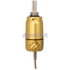 300 W kaitintuvas su termoreguliatoriumi (brass) Elonika GTX 300, 8606102020797