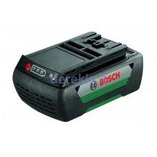 36V/2,0 Ah ličio jonų akumuliatorius Bosch F016800474