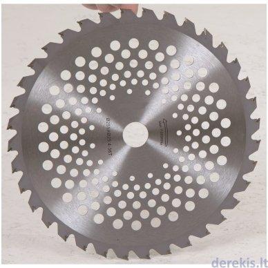 36 ašmenų diskas (255mm) Grizzly MTS 43-14 krūmapjovei