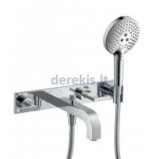 3 skylių potinkinis vonios maišytuvas Hansgrohe AXOR Citterio 39442000