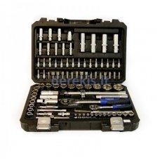 Įrankių rinkinys FORSAGE 94dalys ¼, 1,2 6br kodas 4941-5-F