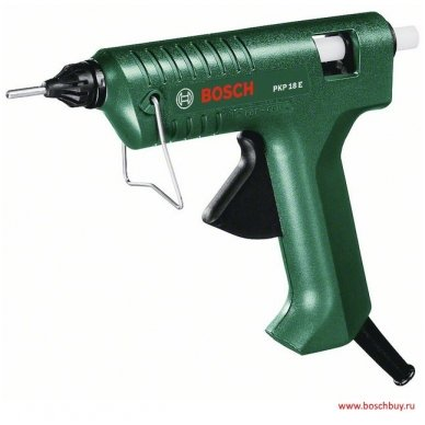 Klijavimo pistoletas BOSCH PKP 18 E, 0603264508