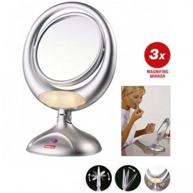 Apšviečiamas kosmetinis veidrodis VALERA '618.01