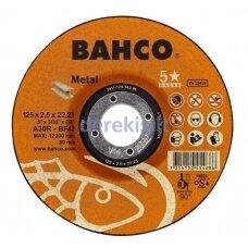 Abrazyvinis metalo pjovimo diskas Bahco A30R T42 125x2.5x22.23mm