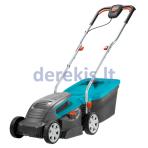 Akumuliatorinė vejapjovė Gardena PowerMax™ Li-40/32, 5033-55, 967263601 be akumuliatoriaus