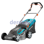 Akumuliatorinė vejapjovė Gardena PowerMax™ Li-40/41, 5041-20, 967109301