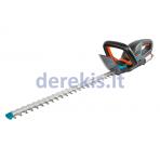 Akumuliatorinės gyvatvorių žirklės Gardena ComfortCut Li-18/60, 9838-20 (967657401)