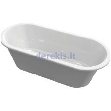 Akmens masės vonia Blu COLUMBA (Evermite technologija)