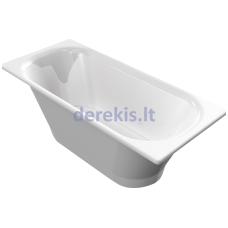 Akmens masės vonia Blu LACERTA (Evermite technologija)