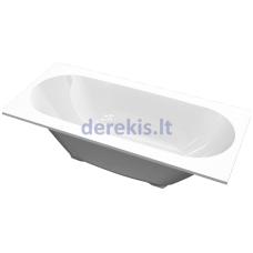 Akmens masės vonia Blu SERPENS (Evermite technologija)