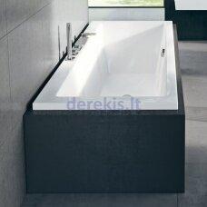 Akrilinė vonia RAVAK Formy 01, 180 x 80, balta, C881000000