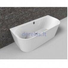 Akrilinė vonia su priekiniu uždengimu, Villeroy & Boch, Oberon 2.0, 180x80, BQ18OBR9CDV