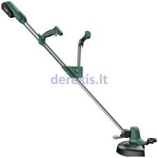 Akumuliatorinė žoliapjovė Bosch UniversalGrassCut 18-260, 06008C1D00 (1 akumuliatorius)