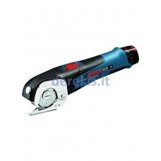 Akumuliatorinės universalios žirklės Bosch GUS 12V-300, 06019B2905