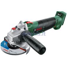 Akumuliatorinis kampinis šlifuoklis (be akumuliatoriaus ir kroviklio) Bosch AdvancedGrind 18, 06033D3100
