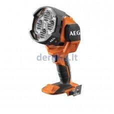 Akumuliatorinis LED prožektorius BTL18-0 AEG 4935459659