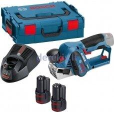 Bosch GHO 12V-20, 2x3.0Ah, GAL 12V-40, 06015A7001