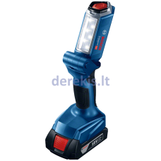 Akumuliatorinis prožektorius Bosch GLI 18V-300 Professional, 06014A1100