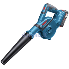 Akumuliatorinis pūtiklis Bosch GBL 18V-120 Professional, 06019F5100