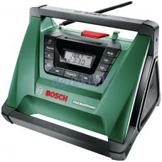Akumuliatorinis radijas (be akumuliatoriaus ir kroviklio) BOSCH PRA MultiPower (06039A9000)