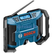 Akumuliatorinis radijas Bosch GPB 12V-10 Professional, 0601429200