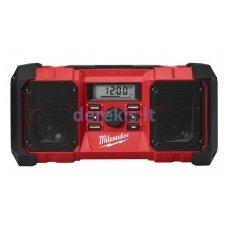 Akumuliatorinis radijas Milwaukee M18 JSR-0, 4933451250