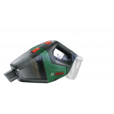 Akumuliatorinis rankinis dulkių siurblys Bosch UniversalVac 18, 06033B9102 (be akumuliatoriaus ir pakrovėjo)