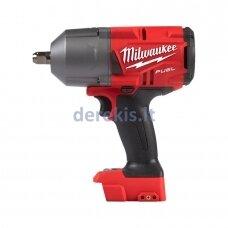 Akumuliatorinis veržliasukis Milwaukee M18 FHIWP12-0X, 4933459692 (be akumuliatoriaus ir pakrovėjo)