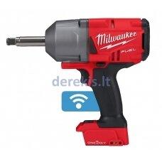 Akumuliatorinis veržliasukis Milwaukee M18 ONEFHIWF12E-0X, 4933478405 (be akumuliatoriaus ir pakrovėjo)