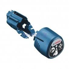 Akumuliatorių adapteris Bosch 1608M00C1B,  AA1, 10,8 V/12 V