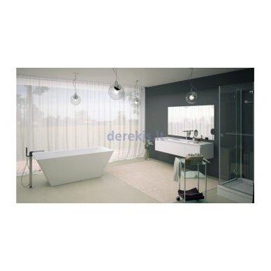 Akmens masės vonia Vispool QUADRO 175X80, 3001109 2