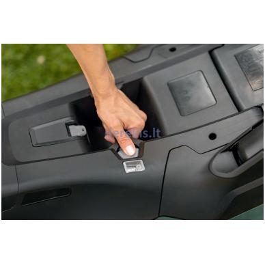 Akumuliatorinė vejapjovė Bosch AdvancedRotak 36-660, 06008B9601 (2 akumuliatoriai) 3