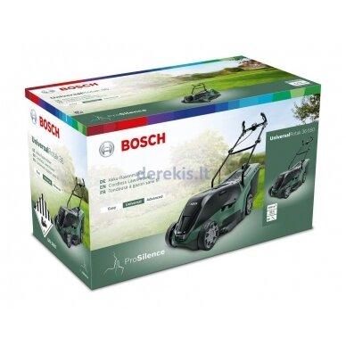 Akumuliatorinė vejapjovė Bosch AdvancedRotak 36-660, 06008B9601 (2 akumuliatoriai) 5