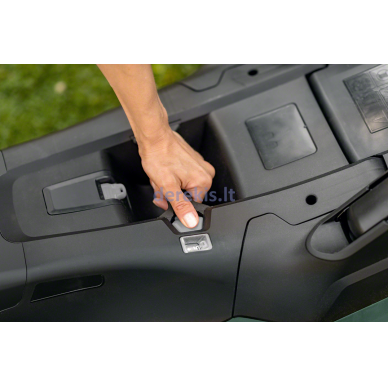 Akumuliatorinė vejapjovė Bosch AdvancedRotak 36-850 06008B9805 (1 akumuliatorius) 3