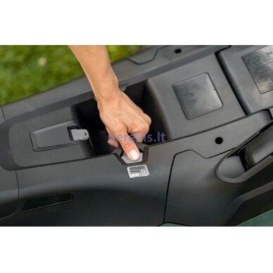 Akumuliatorinė vejapjovė Bosch AdvancedRotak 36-950; 36 V; 2x4,0 Ah, 06008B9901 3