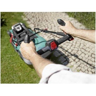 Akumuliatorinė vejapjovė Bosch Rotak 43 LI, 06008A4508 (Be akumuliatoriaus ir kroviklio) 4