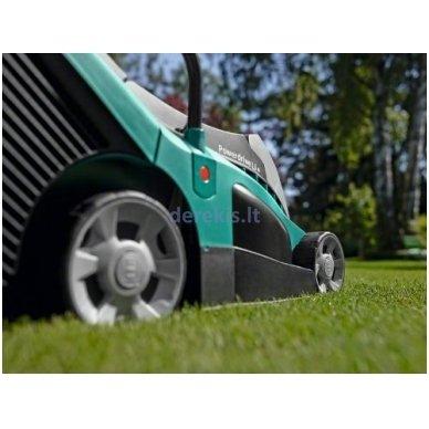 Akumuliatorinė vejapjovė Bosch Rotak 43 LI, 06008A4508 (Be akumuliatoriaus ir kroviklio) 2