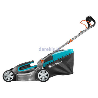 Akumuliatorinė vejapjovė Gardena PowerMax™ Li-40/41, 5041-55 (be akumuliatoriaus) 2