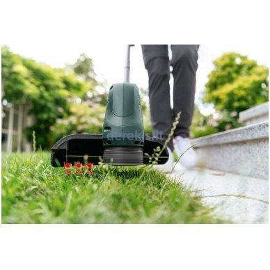 Akumuliatorinė žoliapjovė Bosch EasyGrassCut 18, 06008C1C01 (Be akumuliatoriaus ir kroviklio) 2