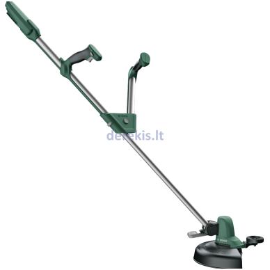 Akumuliatorinė žoliapjovė Bosch UniversalGrassCut 18, 06008C1D01 (Be akumuliatoriaus ir kroviklio)