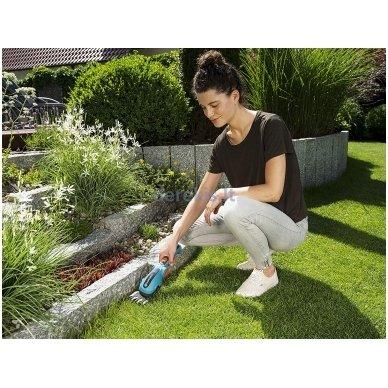 Akumuliatorinės žolės žirklės Gardena ComfortCut Li 9856-20 (967856701) 5