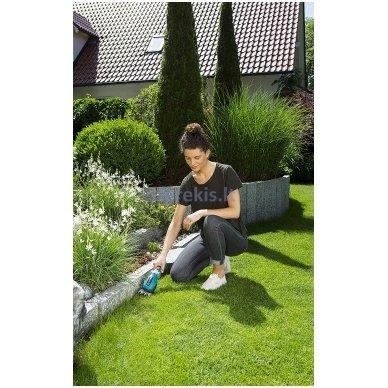 Akumuliatorinės žolės žirklės Gardena ComfortCut Li 9856-20 (967856701) 6
